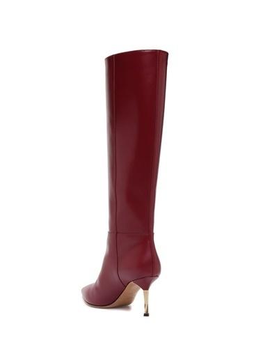 Valentino Çizme Bordo